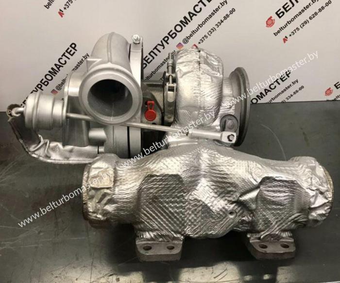 Диагностика и ремонт грузовых турбин с гарантией от БелТурбоМастер