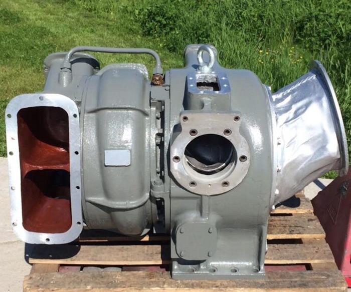 Восстановление турбокомпрессора тепловоза от БелТурбоМастер