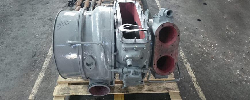 Решение неисправностей в работе турбин локомотива в Минске