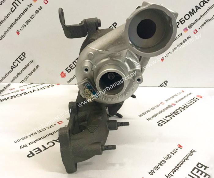 Трубина Ауди а3, двигатель 1.9 tdi