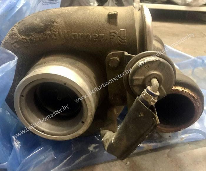 Турбина Borg Warner для DAF XF105, поступившая на реставрацию